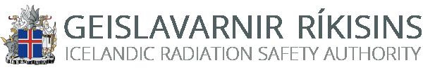 Geislavarnir Ríkisins Retina Logo